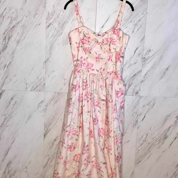 Spring Tea Length Dresses